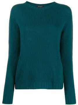 Aragona knitted jumper - Green