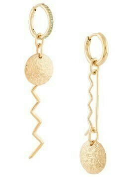 Maria Black Moneta drop earrings - GOLD