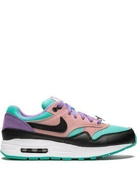 Nike Kids TEEN Air Max 1 NK Day sneakers - Green