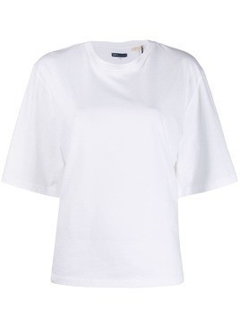 Levi's: Made & Crafted minimalist cotton T-shirt - White