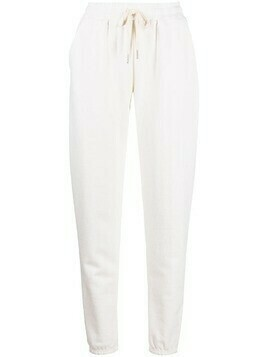 John Elliott LA relaxed-fit track trousers - Neutrals