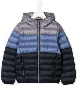 Ciesse Piumini Junior colour-block padded jacket - Blue