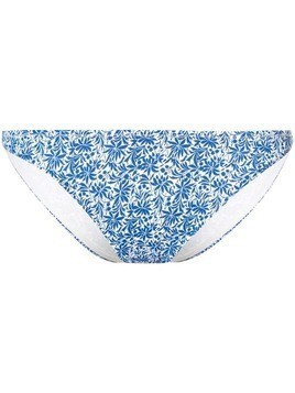 The Upside patterned bikini bottoms - Blue