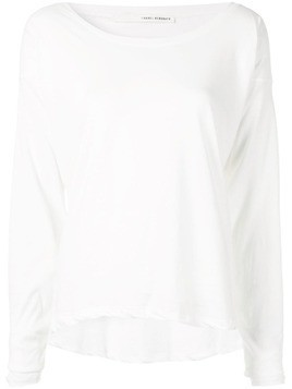 Isabel Benenato loose fit T-shirt - White