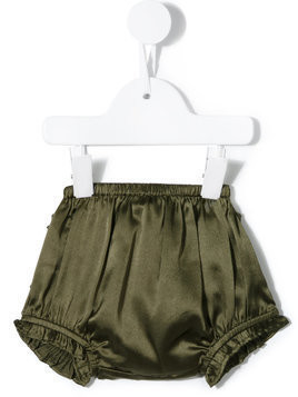 Velveteen Cecily bloomers - Green