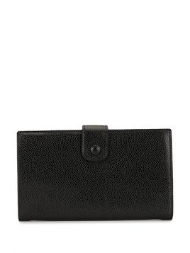 Chanel Pre-Owned CC bi-fold continental wallet - Black
