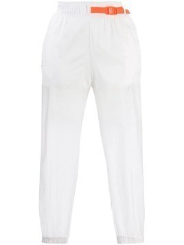 Nike Sportswear Tech track trousers - White