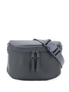 Eastpak embossed logo belt bag - Grey