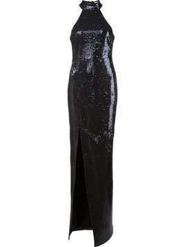 Likely sequin evening dress - Black