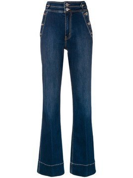 Current/Elliott high waisted jeans - Blue