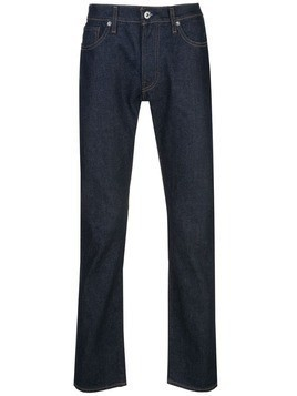 Levi's: Made & Crafted slim stretch fit jeans - Blue