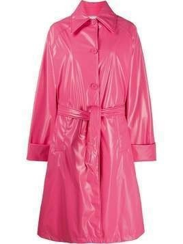 Mm6 Maison Margiela trench coat - PINK