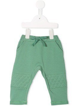 Yellowsub drawstring chinos - Green