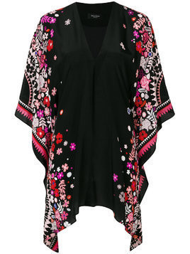 Holland Street Sakura Bloom kaftan - Black