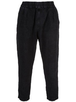 Casey Casey dropped-crotch trouser - Blue