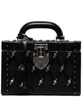 AREA Wednesday lock and key box bag - Black