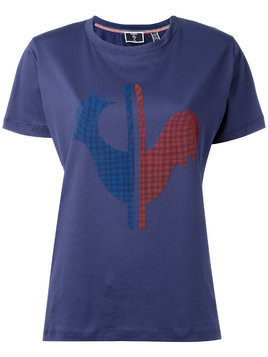 Rossignol Valerie rooster T-shirt - Blue