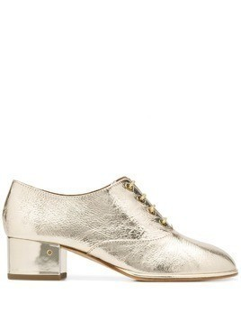 Laurence Dacade Tilly shoes - Gold
