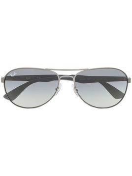 Ray-Ban round frame sunglasses - Grey