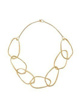 Maya Magal organic chain link necklace - Gold