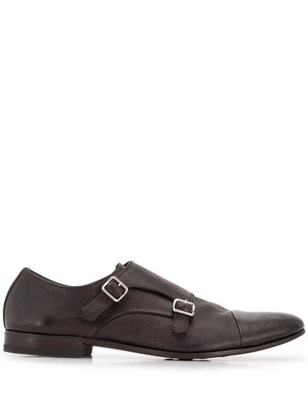 Henderson Baracco buckled loafers - Black