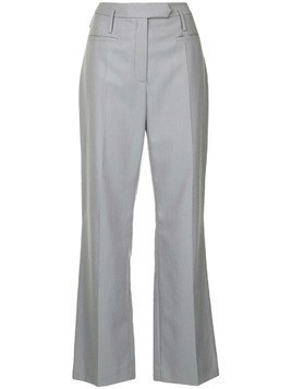 Nehera high waist business trousers - Grey