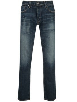 Levi's: Made & Crafted 511 slim-fit slevedge jeans - Blue