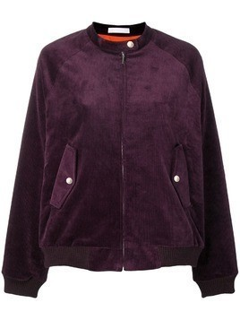 Peter Jensen loose fitted jacket - Purple
