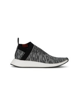 Adidas Adidas Originals NMD_CS2 Primeknit sneakers - Black