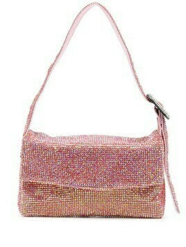 Benedetta Bruzziches Vitty embellished tote bag - Pink