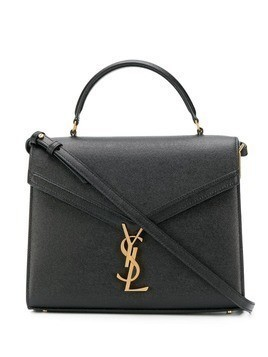 Saint Laurent Cassandra medium top handle bag - Black