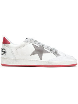 Golden Goose Deluxe Brand - Ball Star sneakers - Herren - Leather/rubber/Calf Leather - 45 - White
