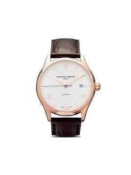Frederique Constant Classics Index Automatic 40mm - White