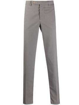 Berwich straight leg trousers - Neutrals