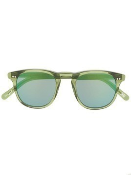 Chimi mirrored sunglasses - Green