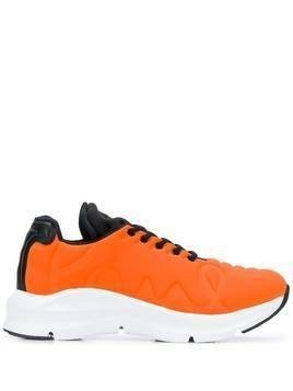 Paul Smith Ryder low top sneakers - ORANGE