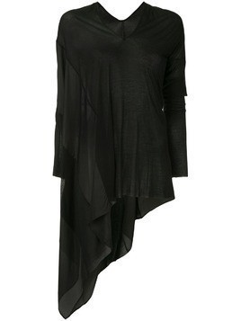 Masnada asymmetric top - Black