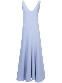 Georgia Alice Bodice long dress - PURPLE