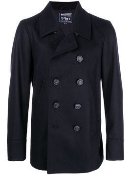 Woolrich classic peacoat - Blue