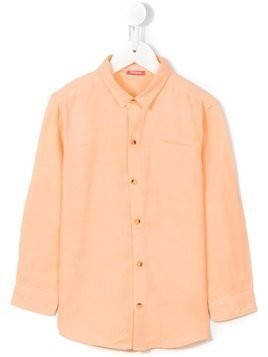 Sunuva 'Sherbet' shirt - Yellow & Orange