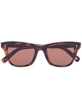Chimi 007 square sunglasses - Brown