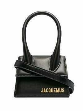 Jacquemus Le Chiquito mini top-handle bag - Black