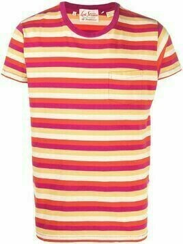 Levi's: Made & Crafted striped T-shirt - Red