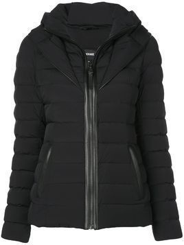 Mackage hooded Anrearc down jacket - Black