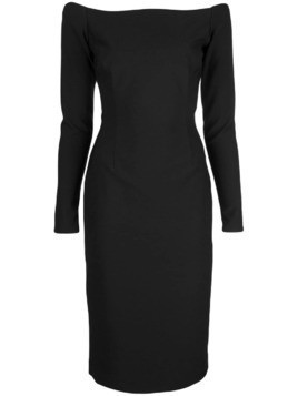 Haney Megan dress - Black