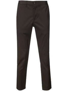 321 slim fit trousers - Brown
