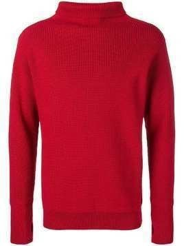 Andersen-Andersen ribbed sweater - Red