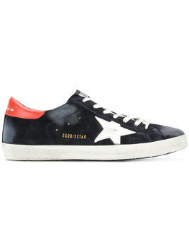 Golden Goose Deluxe Brand - Superstar sneakers - Herren - Leather/Suede/Cotton/rubber - 46 - Blue