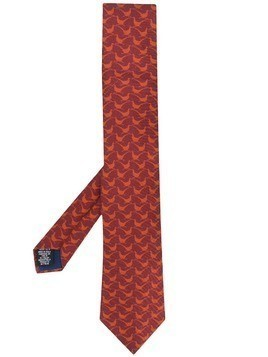Holland & Holland Hugo Guinness pheasant tie - Red