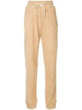 Walk Of Shame classic tracksuit pants - Brown